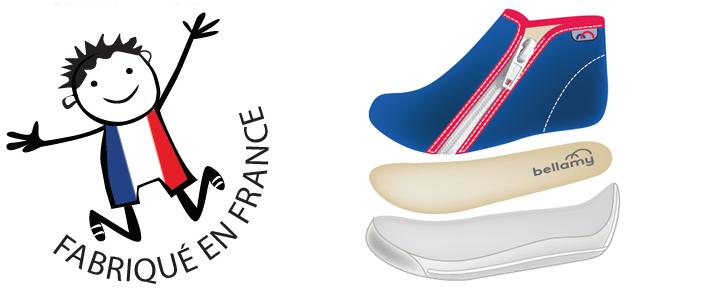 Chaussures pour enfant Collection Chausson